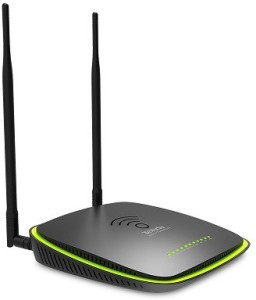 Tenda DH301 Wireless N300 ADSL2+ High Power Modem Router with USB port Router