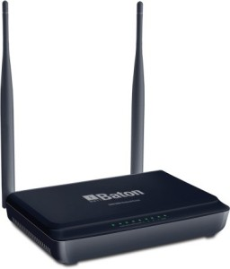 Iball 300M MIMO Wireless-N Router - iB-WRB300N Router