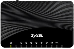 Zyxel VMG1312-B10A VDSL2 Wireless N VDSL2 4-port Gateway with USB Router