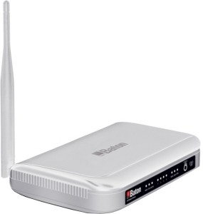iBall iB-W4GX150N 4G Wireless N Router