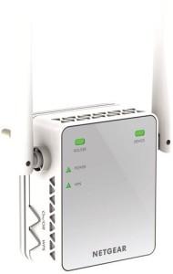 Netgear EX2700 N300 WiFi Range Extender - Essentials Edition RouterWhite