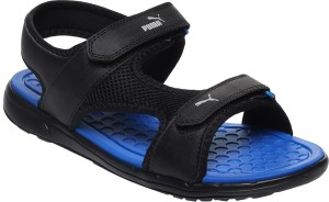 0d99f50267f111 Puma Men Puma Black Puma Royal Sports Sandals Best Price in India ...