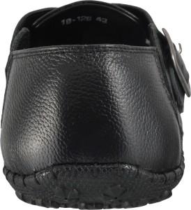 d65657fd1a02 Mochi Men 11 Black Sandals Best Price in India