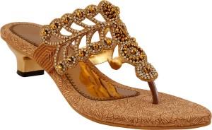 Nihar Women Multicolor Heels