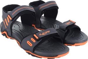264efa790 Lancer Men Orange Sandals Best Price in India