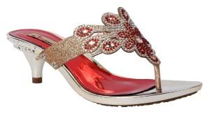 Foot Candy Women Red Heels