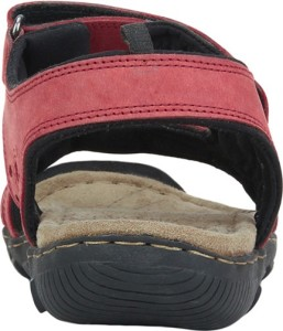 1909e29e126 Woodland Men RED Sports Sandals Best Price in India