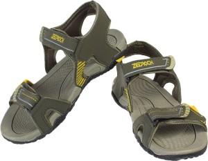 Zedrock Men Mehandi Sandals Compare