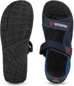 0585fd6664419d Reebok Men COLL NAVY BLUE SPORT BLK Sports Sandals Best Price in ...