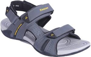 Tracer Men Grey Sandals Compare Price