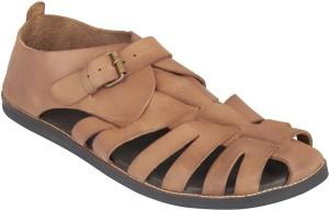 72c499fa175 ESTD 1977 Men Tan Sandals Best Price in India