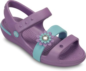 9cf2f5bb7 Crocs Girls Sports Sandals Best Price in India