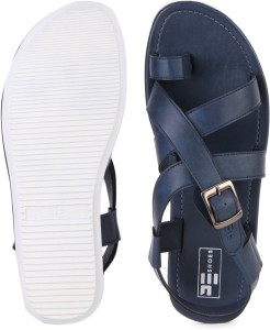 de97e93a2b77 Peter England PE Men NAVY Sports Sandals Best Price in India