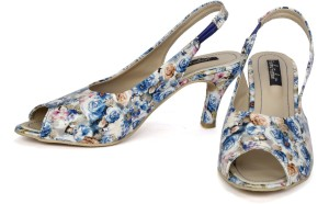 8d698d28d Funku Fashion Women Blue Heels Best Price in India