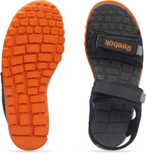 14ab3d9d58b4 Reebok Men GRAVEL FLAT GREY NACHO Sports Sandals Best Price in India ...
