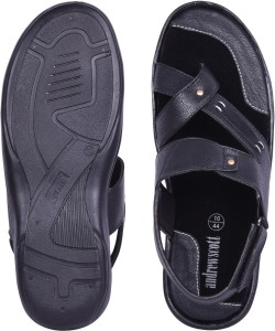 857eea85fa37a2 Andrew Scott Men Black Sandals Best Price in India