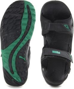 840f4a1aba19 Puma Men BLACK AMAZON Sports Sandals Best Price in India