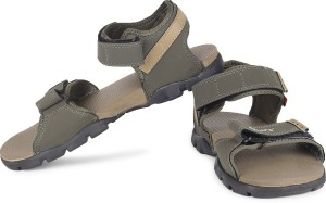 6721adef009a Sparx Men Olive Camel Sports Sandals Best Price in India