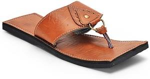 c6c4a0ad970d Paduki Men Brown Sandals Best Price in India