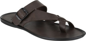 f5b98aa35e5e04 Kraasa Men Brown Sandals Best Price in India