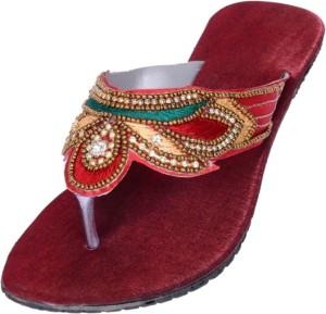 Chichi Women Red Flats