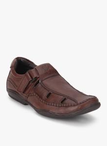 c61964535c6e Buckaroo Men Brown Sandals Best Price in India