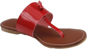 4a22561b4770 Foot Wagon Women Red Flats Best Price in India