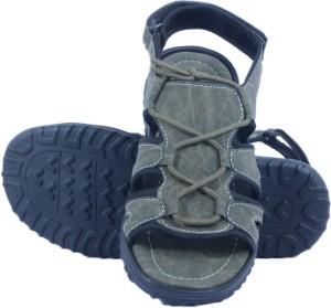 e1561cbcc Shoegaro Men Green Sandals Best Price in India