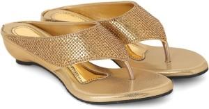 Star Style Women Golden Heels