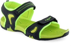 Lancer Men Green Sandals Compare Price