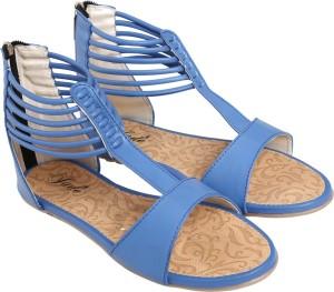 e5165faf552f8 Jade Women Blue Flats Best Price in India