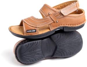 Red Chief Men Tan Sandals Best Price in
