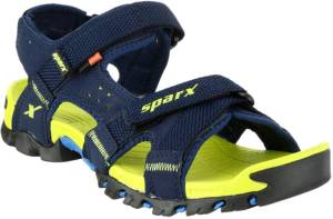 Sparx Men Blue Sandals