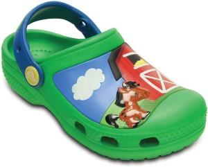 4a2976a74 Crocs Girls Mule Slip ons Best Price in India