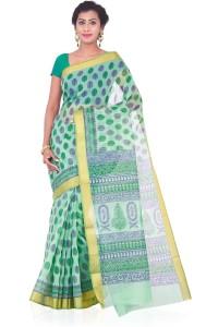 Roopkala Silks Self Design Fashion Cotton Saree
