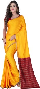 VASTRAKALA Embellished Bollywood Crepe Saree