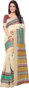 Mirchi Fashion Printed Fashion Art Silk Saree