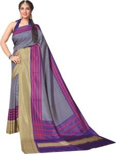 Lady Sringar Printed Fashion Art Silk Saree