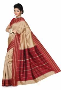 58fd49e0b04 Ishin Printed Fashion Art Silk Saree Multicolor Best Price in India ...