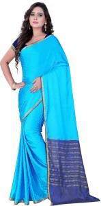 VASTRAKALA Embellished Bollywood Crepe Saree