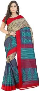 VASTRAKALA Printed Fashion Art Silk Saree