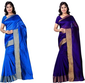 VIMALNATH SYNTHETICS Self Design Fashion Cotton Saree