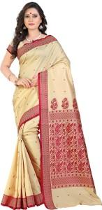 VASTRAKALA Woven Fashion Art Silk Saree