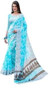 Nilesh Fab Printed Bollywood Cotton Saree