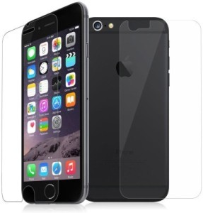 MOBIVIILE Front & Back Protector for Apple iPhone 6/6S