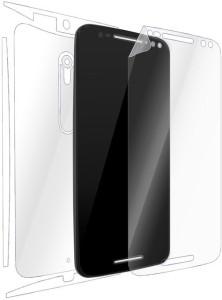 online store ff69e 2f31c Gadgetshieldz Front & Back Protector for Motorola Moto X Style