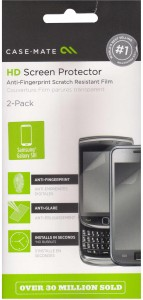 Case-Mate Screen Guard for SAMSUNG Galaxy S3