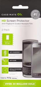 Case-Mate Screen Guard for HTC One