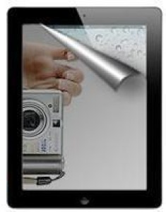 Amzer Mirror Screen Guard for iPad 2