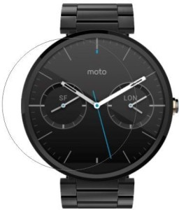Scratchgard Screen Guard for Motorola Moto 360 Smart Watch